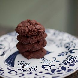 Copy Cat Recipe - Subway Double Chocloate Chip Cookies :)
