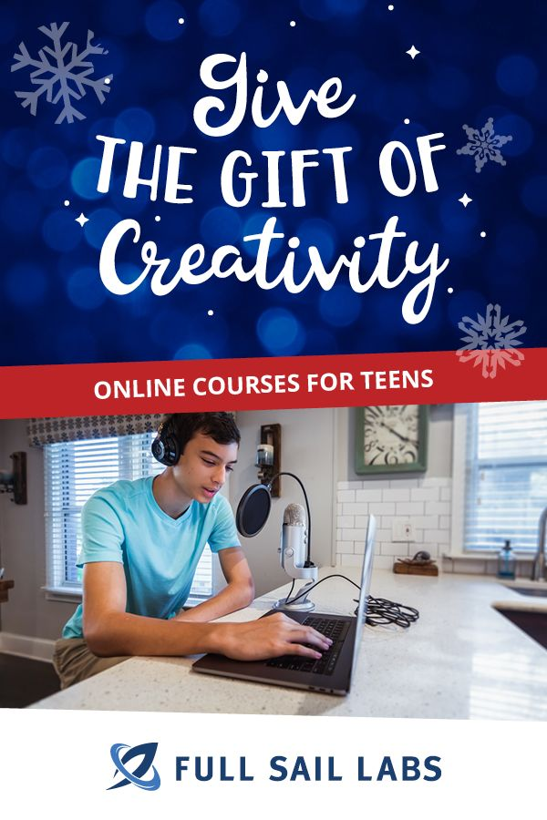 Give the gift of creativity today!