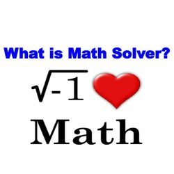 Check out my #Presentation on What is Math Solver?
