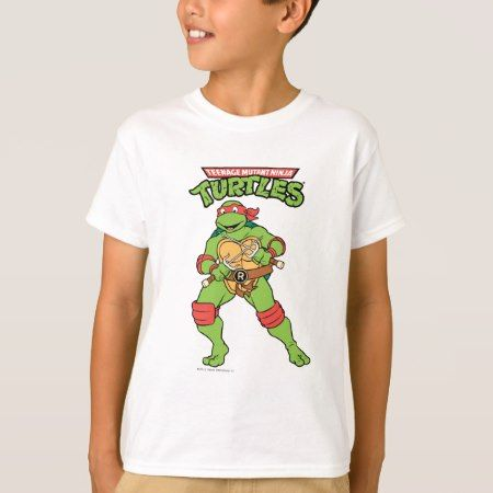 Teenage Mutant Ninja Turtles | Raphael T-Shirt - click to get yours right now!