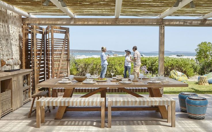 Summer is when Langebaan lagoon really comes alive, says Carla de Fondaumiere, who with husband Marc has a holiday house on the edge of this West Coast gem.