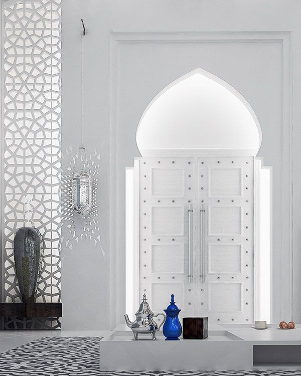 Moroccan Living on Behance barefootstyling.com