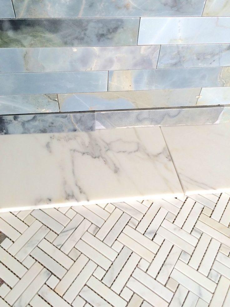 Malibu Home Renovation Master Bathroom Tile Moonstone
