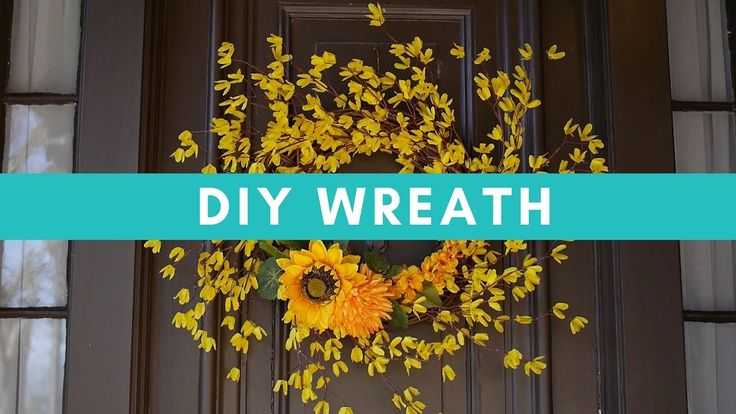 EASY DIY WREATH | Thanksgiving/Fall Decor