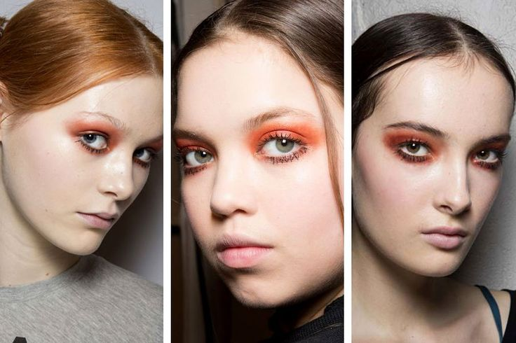 Make up trends 2018 Bronze look