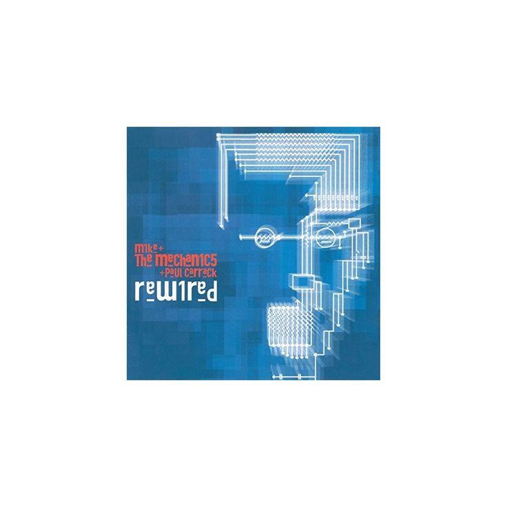 Mike & the Mechanics & Paul Carrack - Rewired (CD)