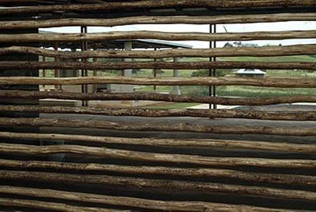 Natural wood - Simbithi