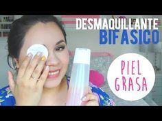 Desmaquillante bifasico casero (PIEL GRASA) - YouTube