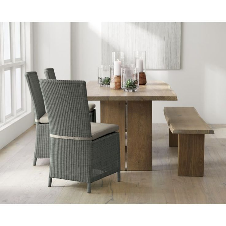 "Dakota 99"" Dining Table 