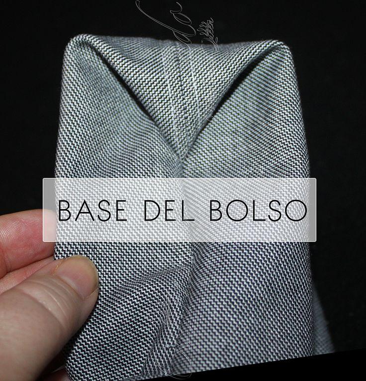 cosiendo y aprendiendo: Coser un bolso / Tipos de bases …