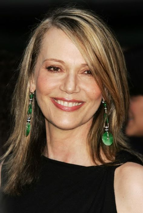 Peggy Lipton is 66!    50 Beautiful Women Over 50 -  Make-up helps, but most of these women don't look overdone by the knife.  Real is in.