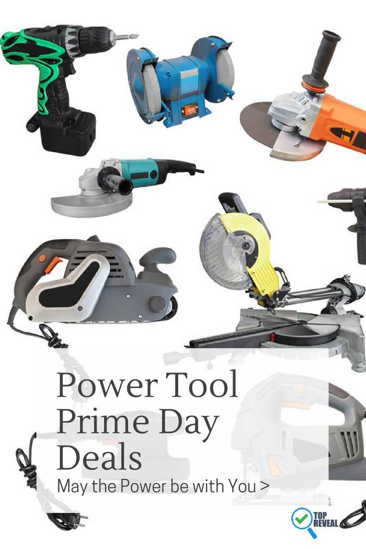 Among these awesome deals are savings on power tools for the DIY expert in you. #PrimeDay power tools Sale is some of the best that you will find and our list will highlight the best of the best.