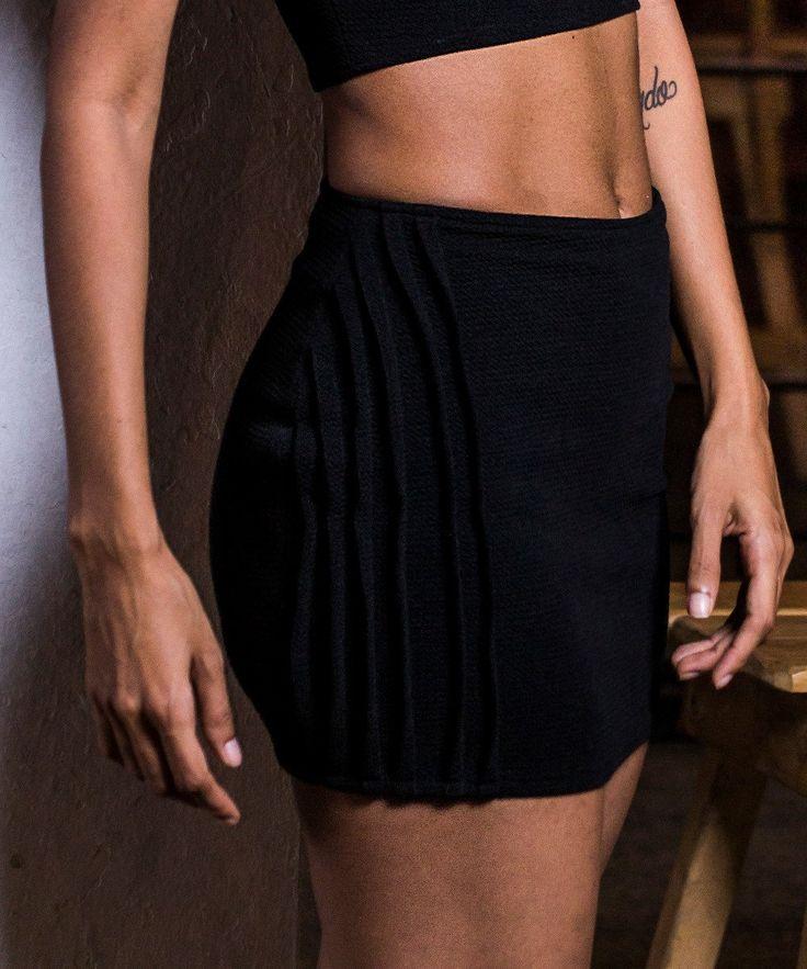 falda tubo /falda lapiz. mini falda, micro falda, falda a la rodilla, alforzas. de LMAandCo en Etsy