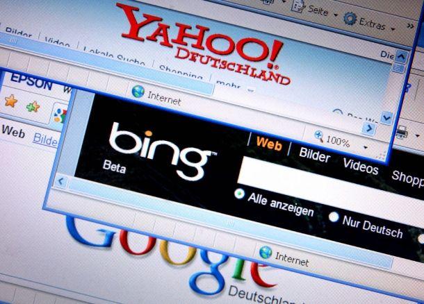amerikanische suchmaschinenanbieter eine vergleichbare europaeische suchmaschine gibt es nicht Suchmaschinen   Die Geschichte von Yahoo, Goo...