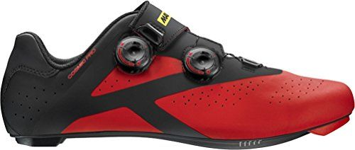 Mavic Cosmic Pro Shoe  Mens BlackFirey Red US 90UK 85 ** Visit the image link more details. This is an Amazon Affiliate links.