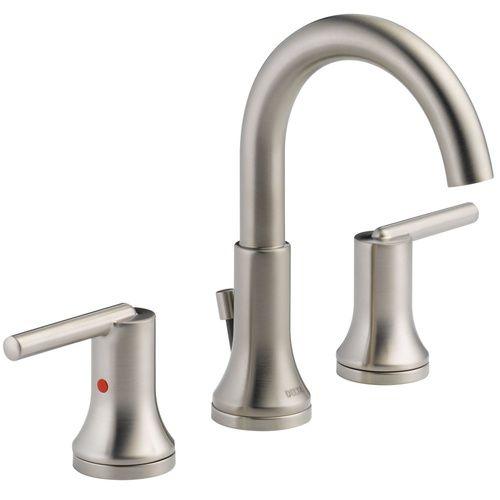all bath lavatories delta faucet d3559ssmpudst 4 5 bar images rh pinterest com