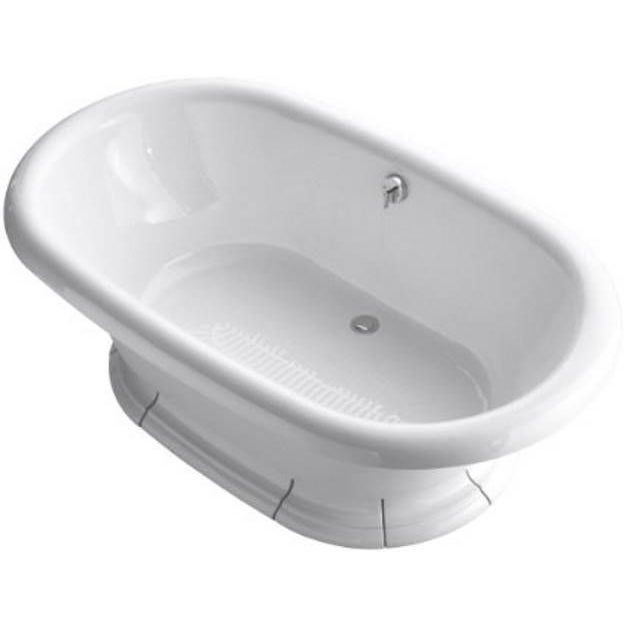 Kohler Vintage Cast Iron Freestanding Bathtub Bath Tub For Two