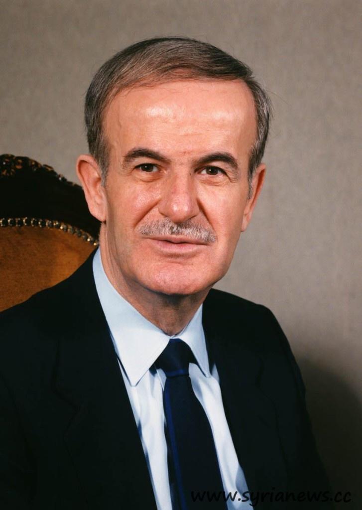 Hafez al-Assad: Dictator of Syria and father of Bashar al-Assad