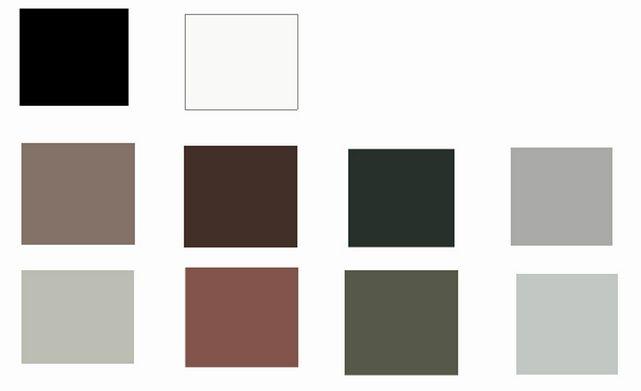 Paleta de Colores Minimalista