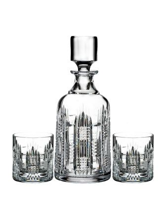 Dungarven+Decanter+Set+by+Waterford+Crystal+at+Horchow.