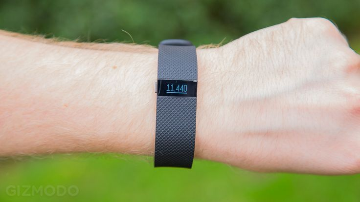 Buy me dis!!  Fitbit Charge HR Review: This Is The One You Want