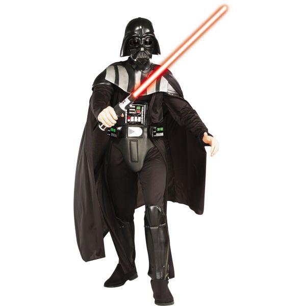 BILL.  Adult Darth Vader Costume Deluxe - Star Wars