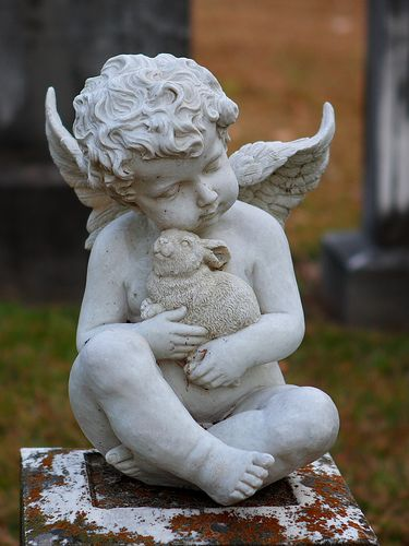 Victoria's Angel by Dave Horne, via Flickr