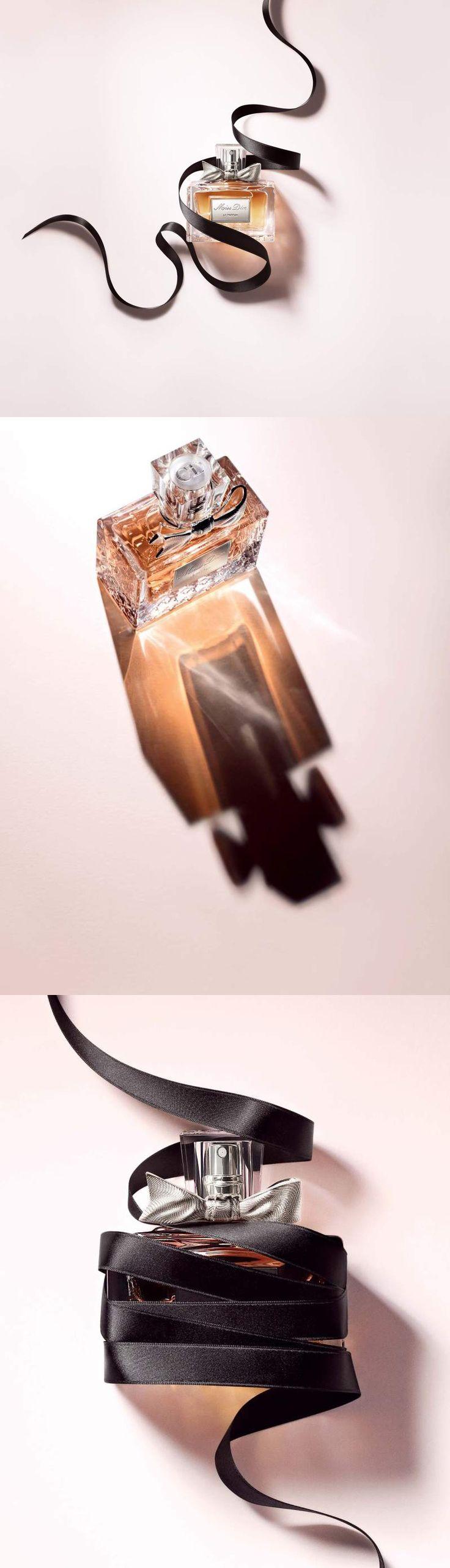 Miss Dior Le Parfum ribbon styling