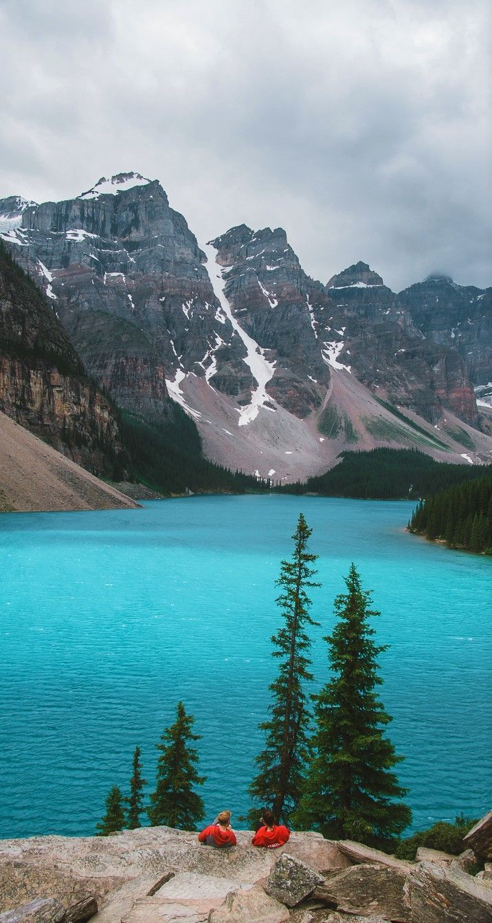 10 Unreal Lakes In Banff, Canada Filled with pictu…