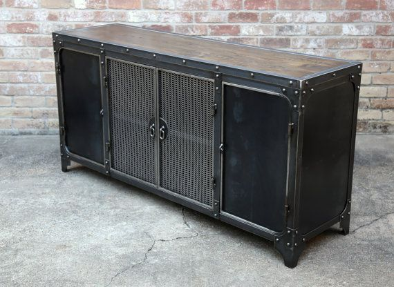 New Metal Bexley Storage Cabinet