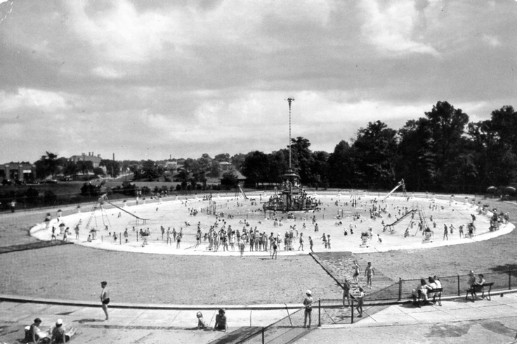 90 best images about racine wisconsin on pinterest - Washington park swimming pool milwaukee ...