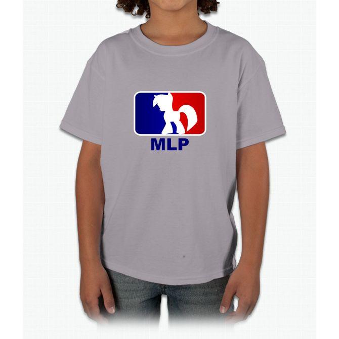 Major League Pony (MLP) - Twilight Sparkle Young T-Shirt