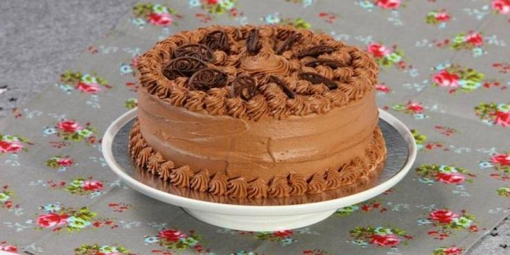 Norges beste sjokoladekake høst 2012