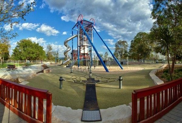 speers point playground lake macquarie