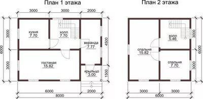 планировка дома 6 на 12 с котельной и мансардой: 10 тыс изображений найдено в Яндекс.Картинках
