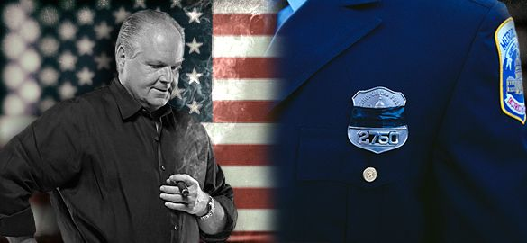 These Police Shootings Must Stop - The Rush Limbaugh Show