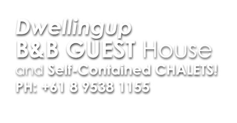 Chalets - Seven Self contained Chalets | Dwellingup B&B and Chalets