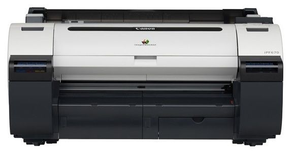 Download Canon imagePROGRAF iPF670 Printer/Scanner Drivers for Windows® (XP 32bit/Vista/7/8) and Macintosh® (OSX 10.6.8-10.9X)
