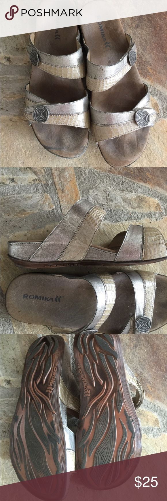 Romika sandals Very comfortable sandals. romika Shoes Sandals