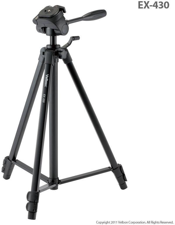 Edullinen kamerajalusta kompaktikameralle tai mikrojärjestelmäkameralle.