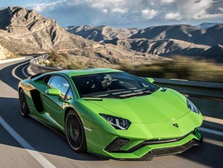 Green Lamborghini Aventador Price Idea Di Immagine Auto