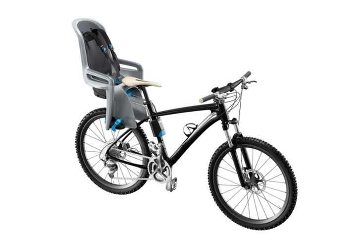 Thule Cykelsits RideAlong Light Grey