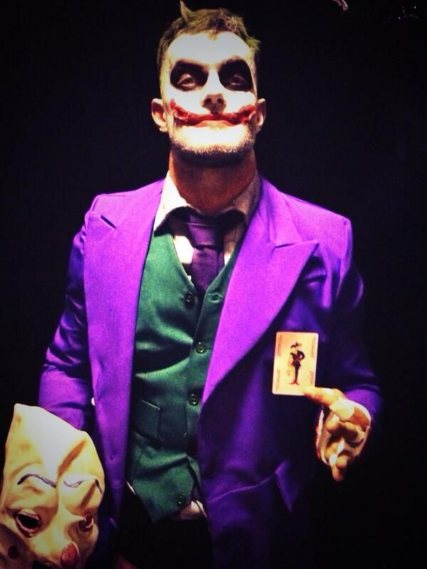 Joker Prince Devitt | Sports & Sports Entertainment ...
