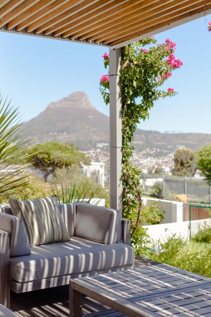 outdoor room with a view laxy hazy summer dazy shirley wayne architect @ www.swarchitect.co.za