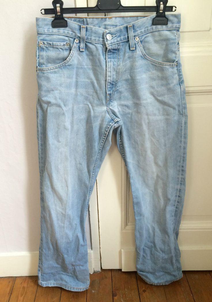 Levi's jeans, levis jeans, 507 jeans, blue jeans, light blue jeans, 507 levis jeans, Mens jeans, jeans for men levis for men, 507 mens pants by VintageVicenti on Etsy