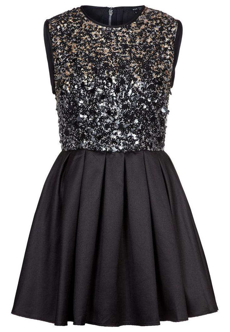 TFNC Cocktailkleid / festliches Kleid in schwarz @Zalando ...