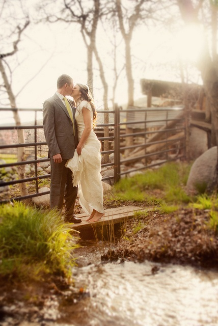 Bridal photography with the groom
