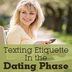 Texting has changed relationships—and not for the better. In this article I discuss the do's and don'ts of text messaging in the dating phase.
