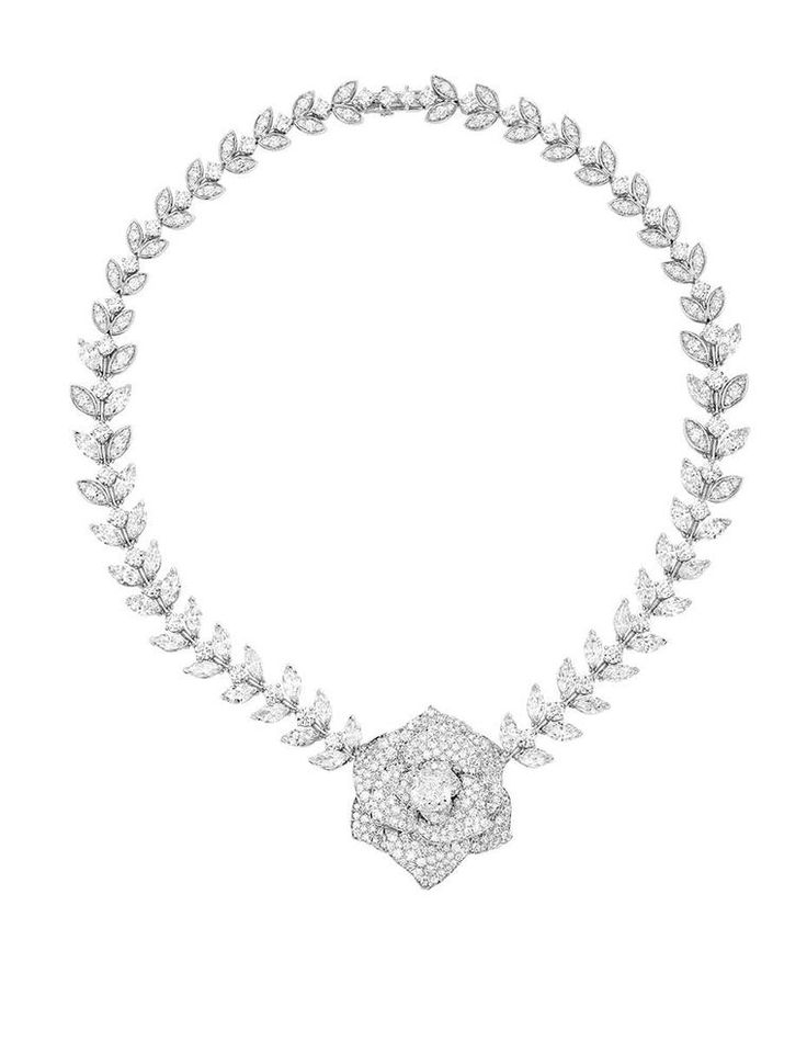 Harrods presents three exclusive sets from the 2014 Piaget Rose Passion jewellery collection