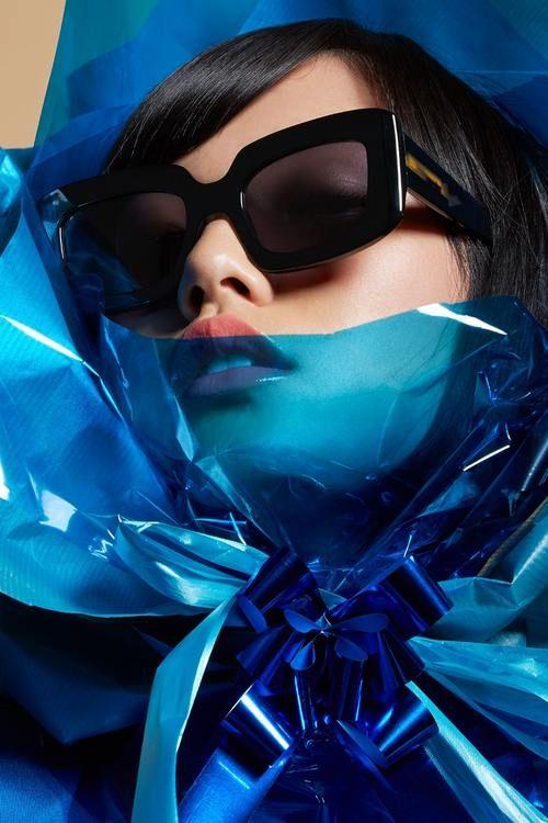 d5d3057523c6 Karen Walker Loveville Black - Et Vous Fashion Boutique